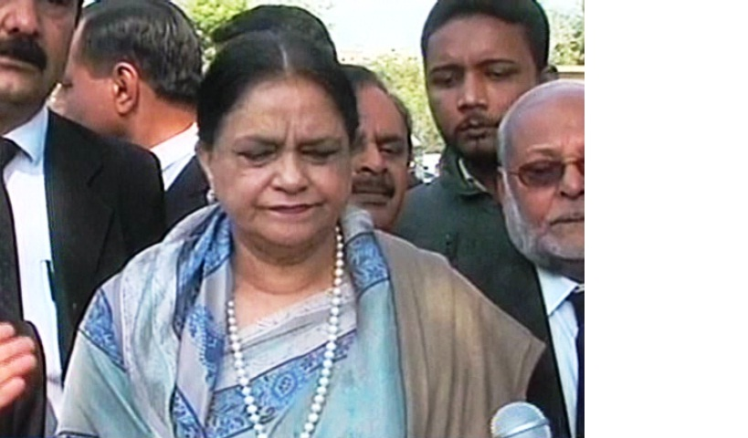 MQM-P Nasreen Jaleel urges PM to re-conduct Karachi's 'Population