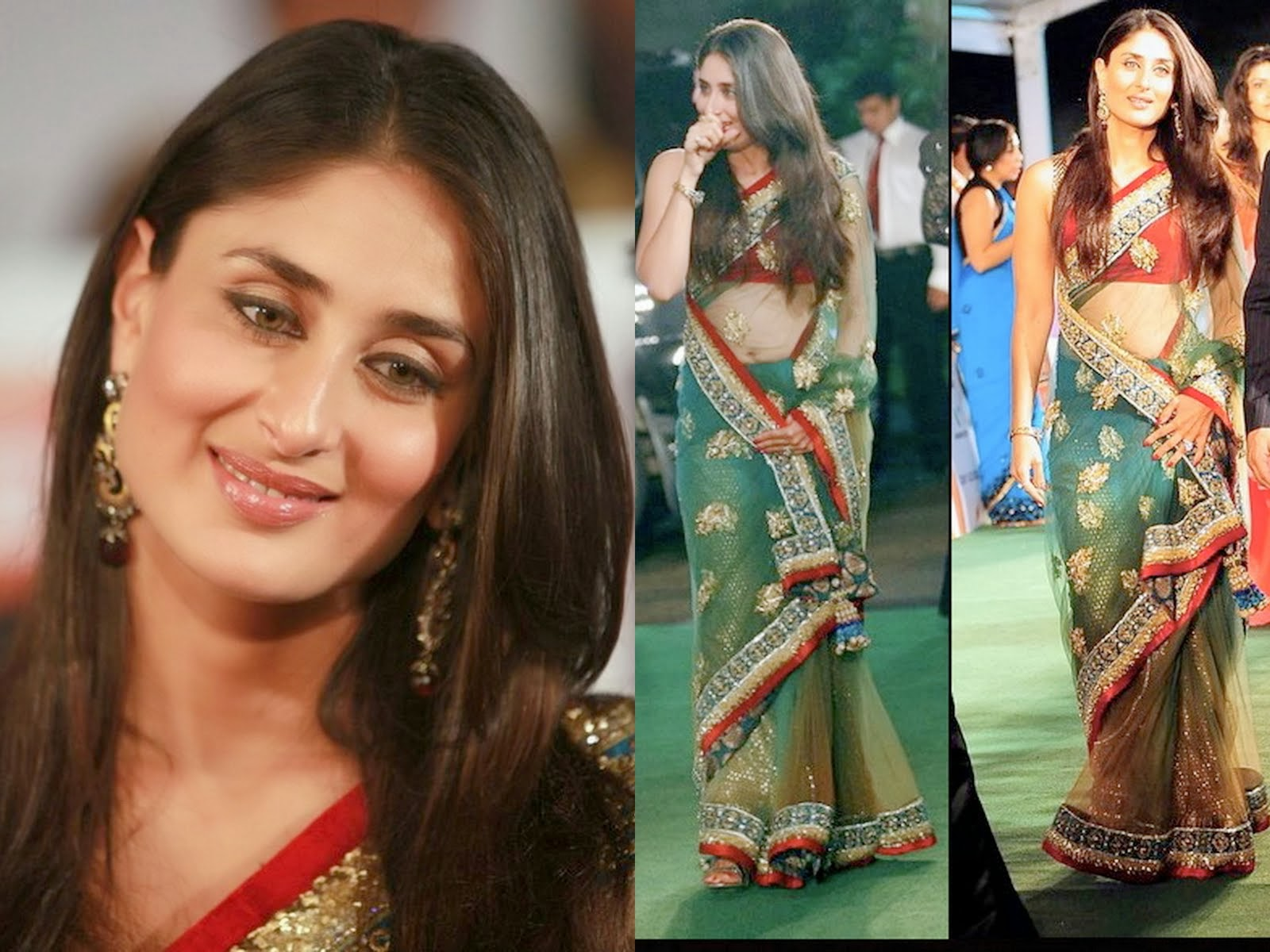 5bea391613 Kareena Kapoor welcomes Diwali with Saif Ali Khan, her friends and a ...