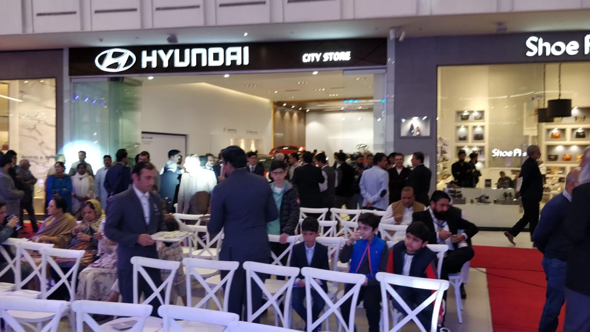 Hyundai unveils Pakistan's first digital 'Auto Store' | Treasure