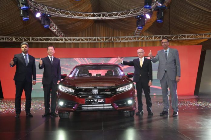 Honda Atlas Launches Civic 2019 In Pakistan Treasure Magazine