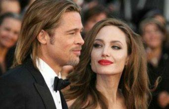 Angelina jolie-Brad Pitt