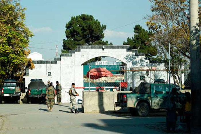 Afghanistan- Pak embassy