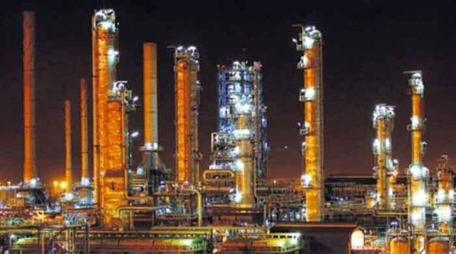 Byco oil refinery