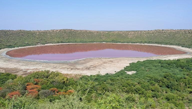 50000 year old lake
