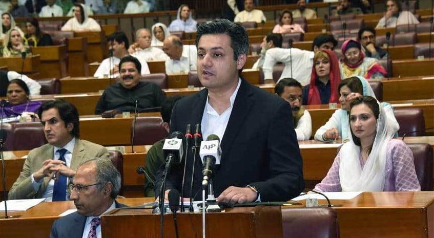 Hammad Azhar budget