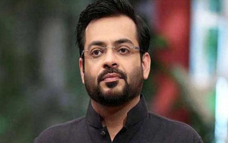 Amir Liaquat decides to tender his resignation to PM
