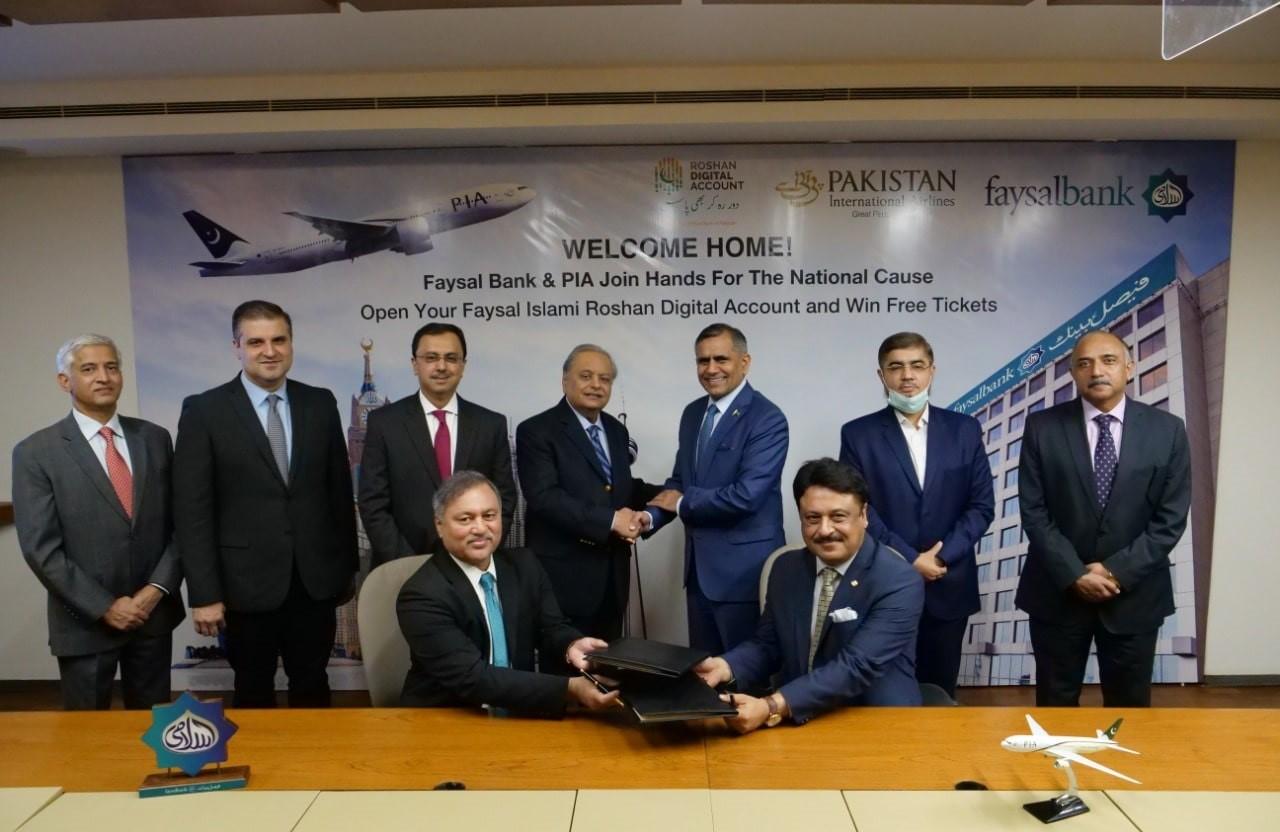 PIA Faysal Bank
