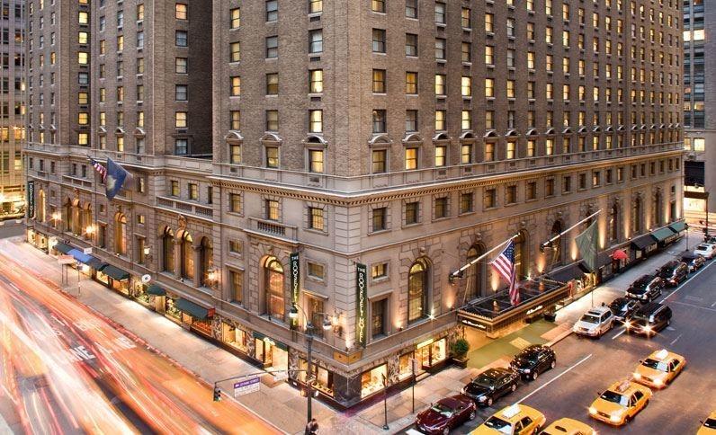 Roosevelt hotel PIA