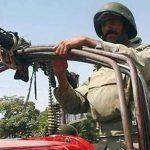 FC kill 6 terrorists including two commanders: ISPR