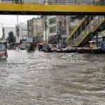 Large parts of Karachi receive lashing rain